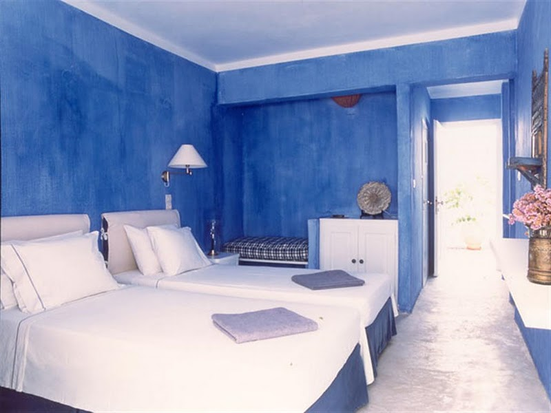 Heaven Hotel in Naoussa, Paros: Room Gallery