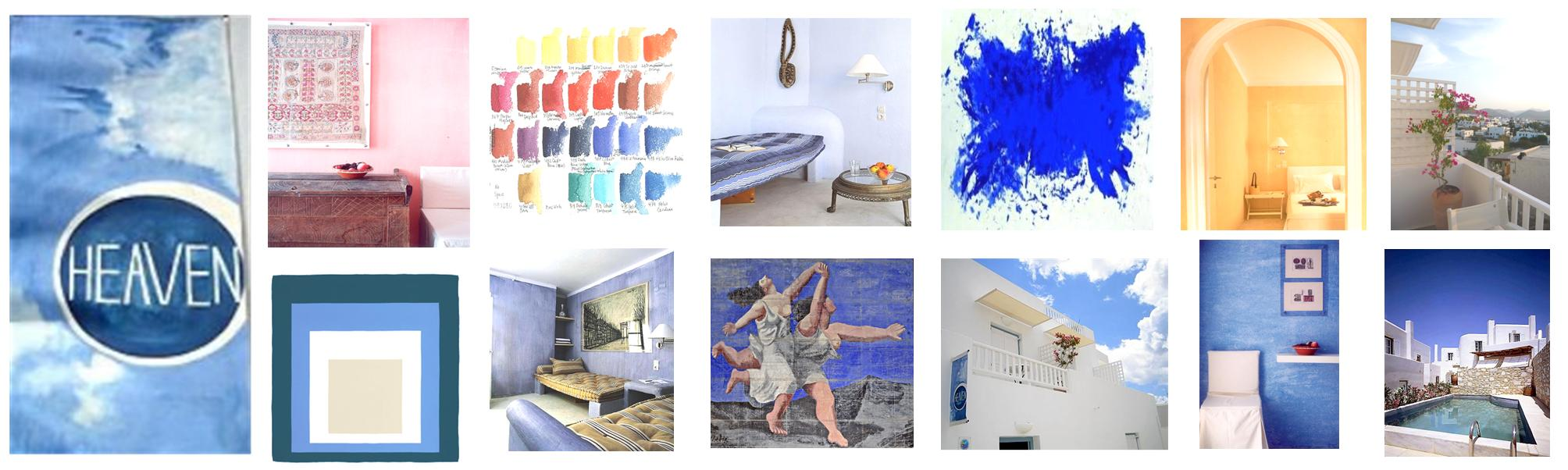 Picture Albums of our Heavenly Hotel in Naoussa Paros